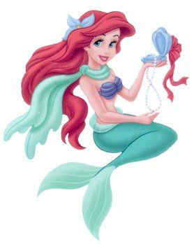 best images on. Ariel clipart hair picture library download