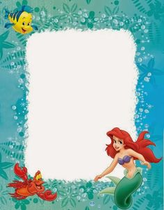 Free printables for kids. Ariel clipart mermaid theme png free library