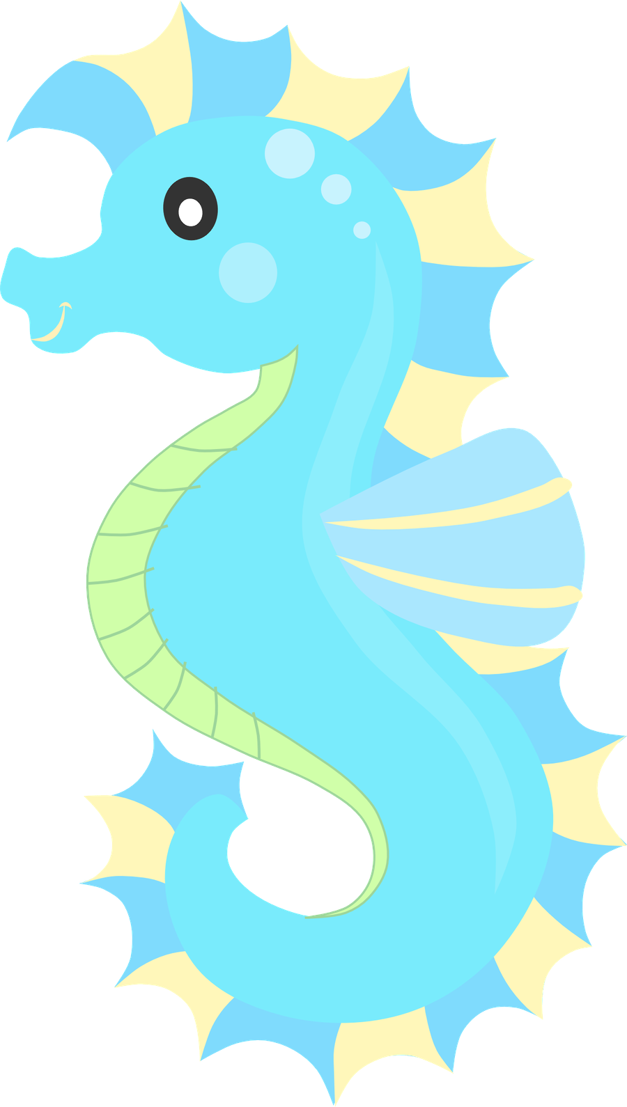 Photo by selmabuenoaltran minus. Ariel clipart seahorse banner free download