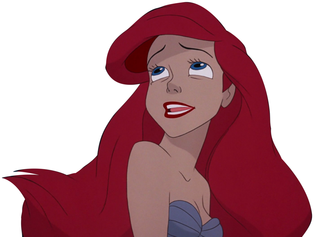 The little mermaid png. Ariel by ent pri