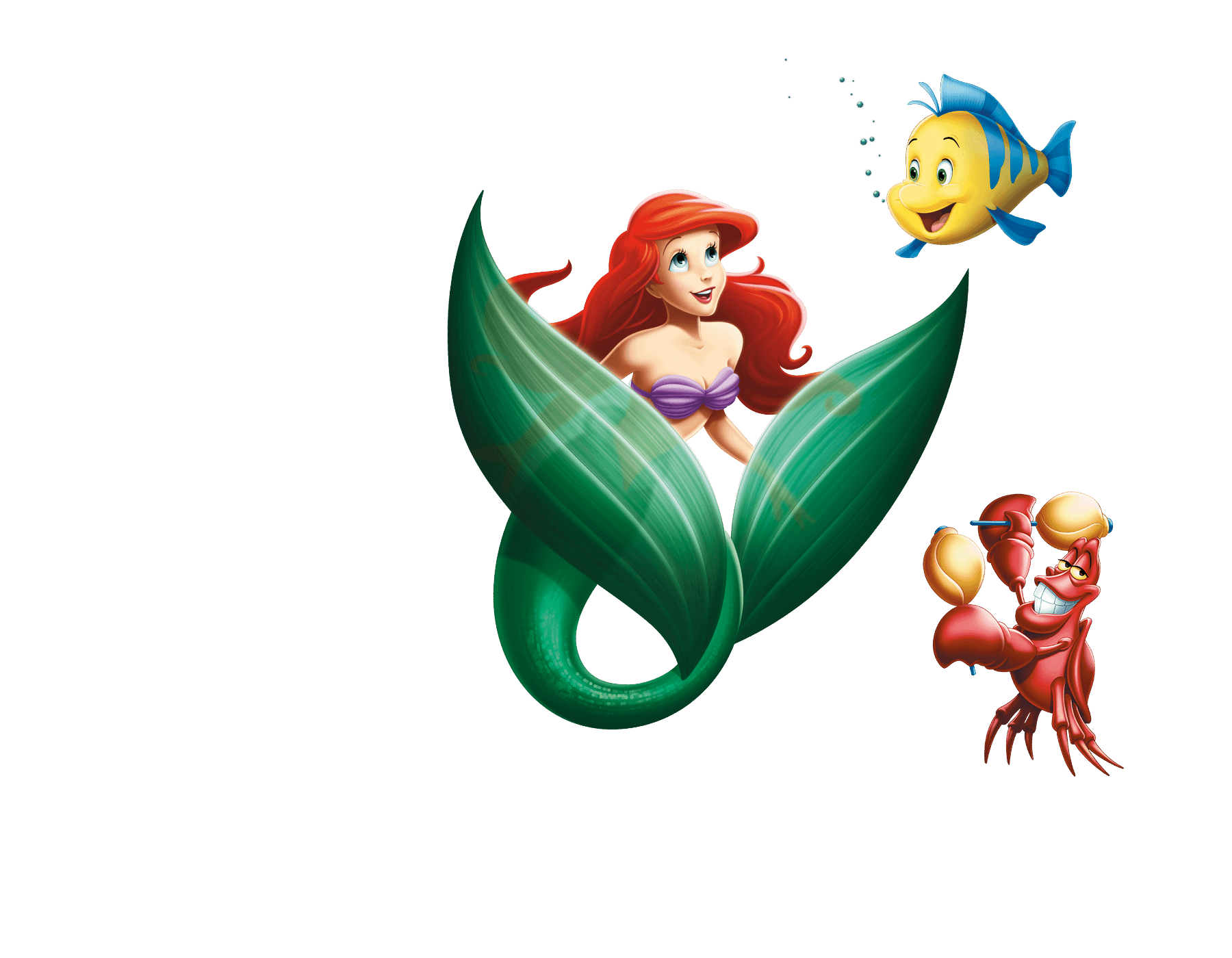 The little mermaid png. Buscar con google