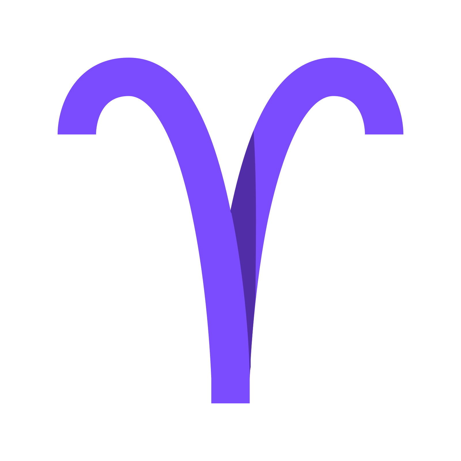 Aries vector simple. Icon free download png