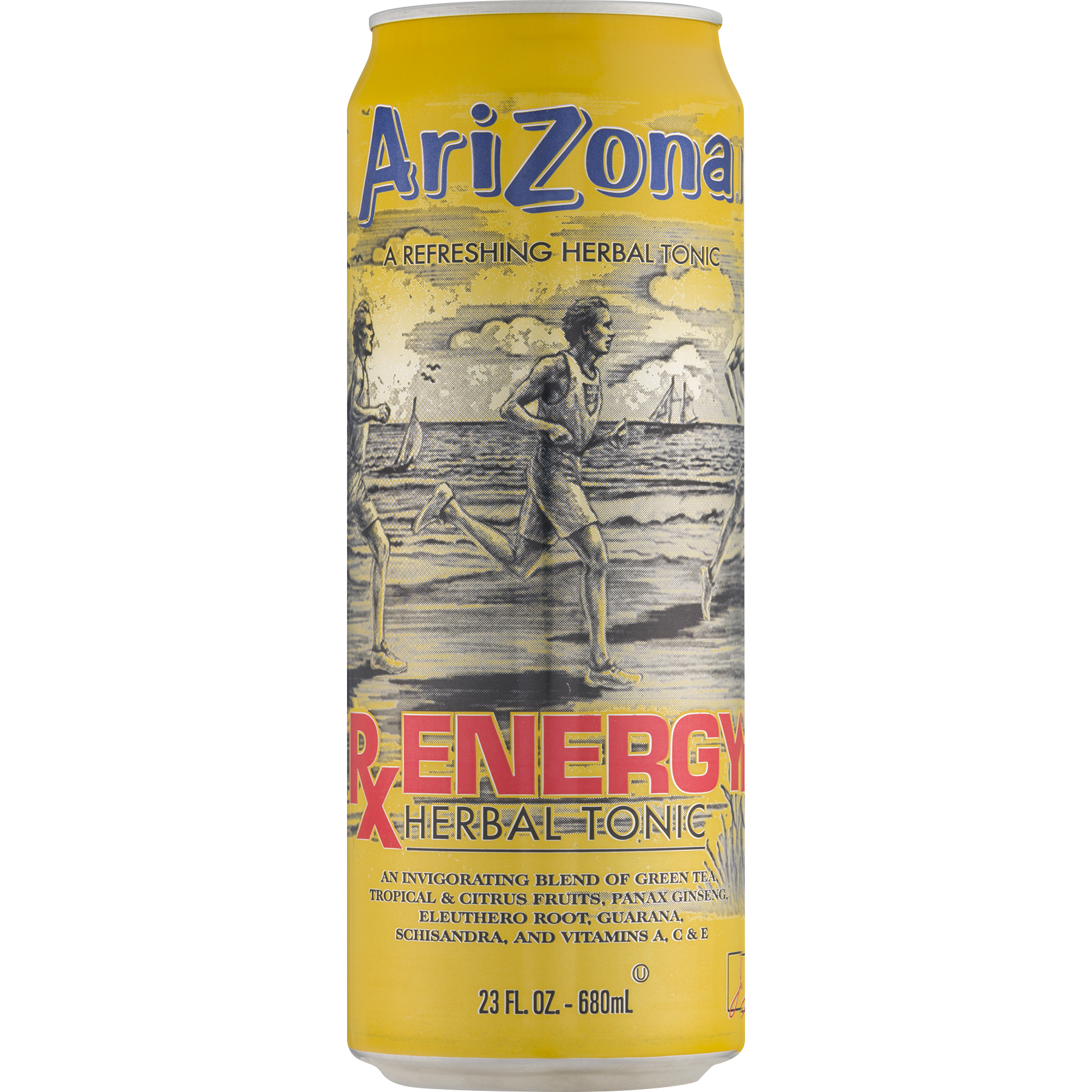 Arizona iced tea can png. Beverages usa rx herbal
