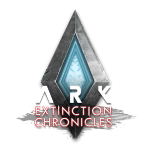 Ark logo png. Extinction chronicles official survival