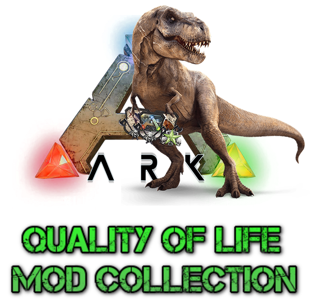 Ark parachute png. Steam workshop qol mod