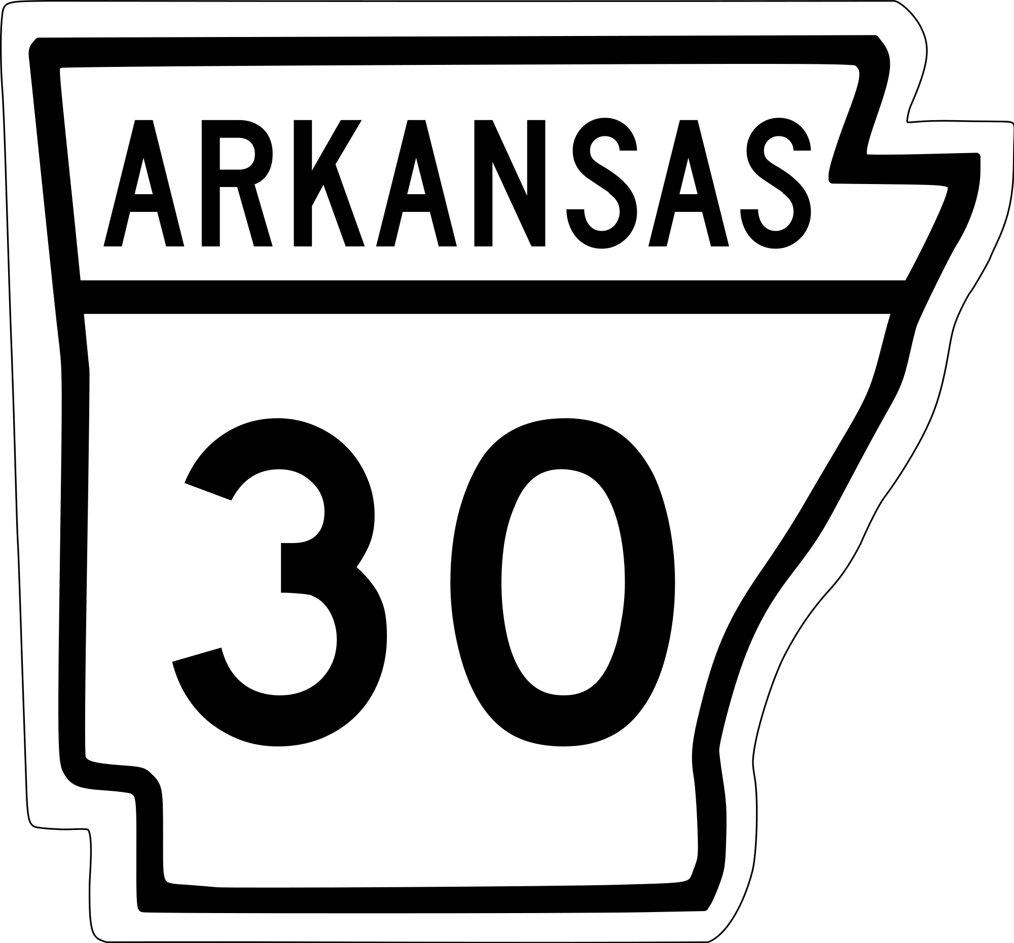 Arkansas svg shape. File wikimedia commons open