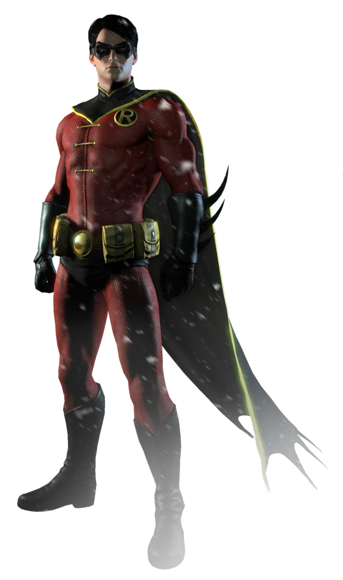 red robin dc png