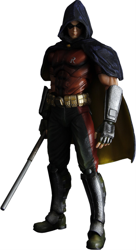 Robin png serious. Arkham city image mart banner freeuse