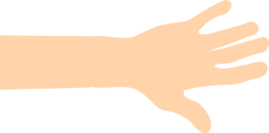 Arm clipart long hand. Free clip art download