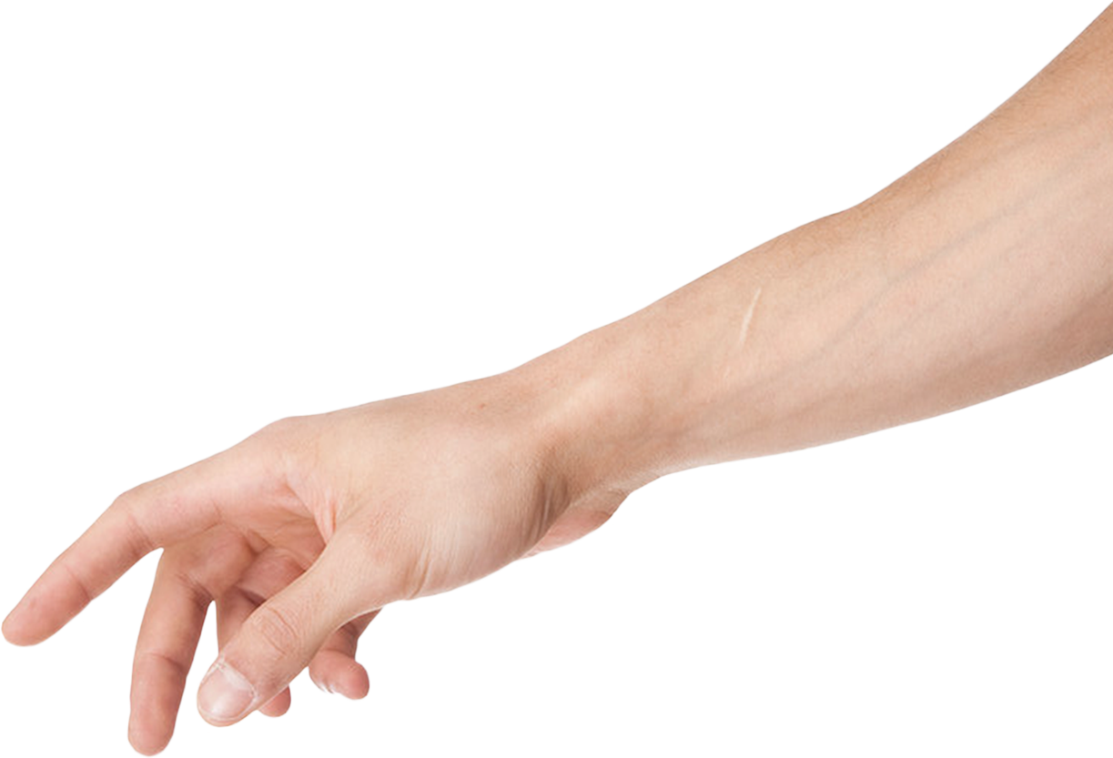 Transparent arms human. Arm png images free