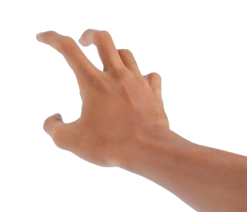 hand reaching out png