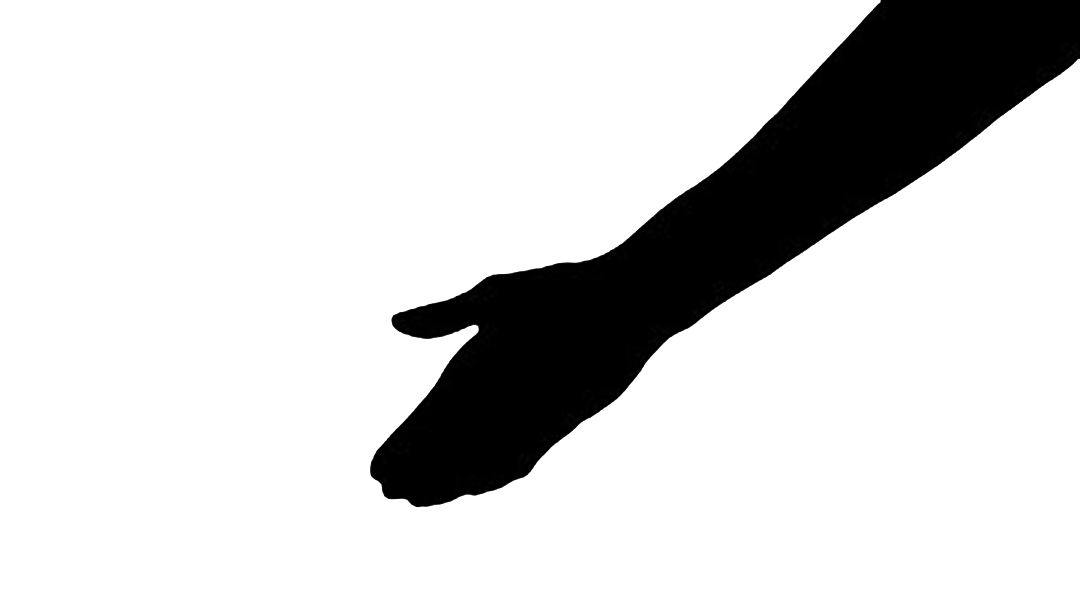 Arms reaching out png. Hand brown study
