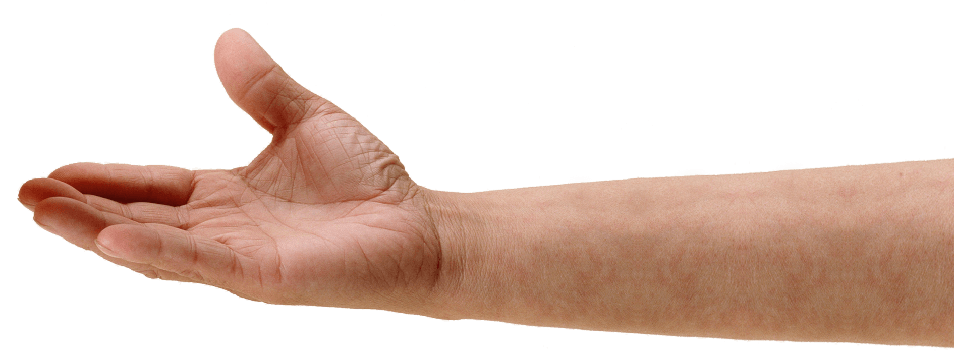 Hand reaching out png. Arm image