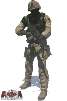 Arma 3 png. Canadian armed forces modification