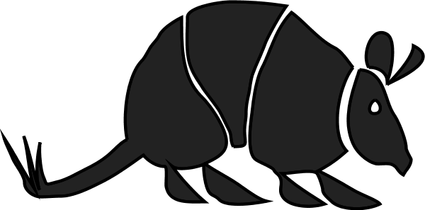 Free download clip art. Armadillo clipart cool png transparent stock