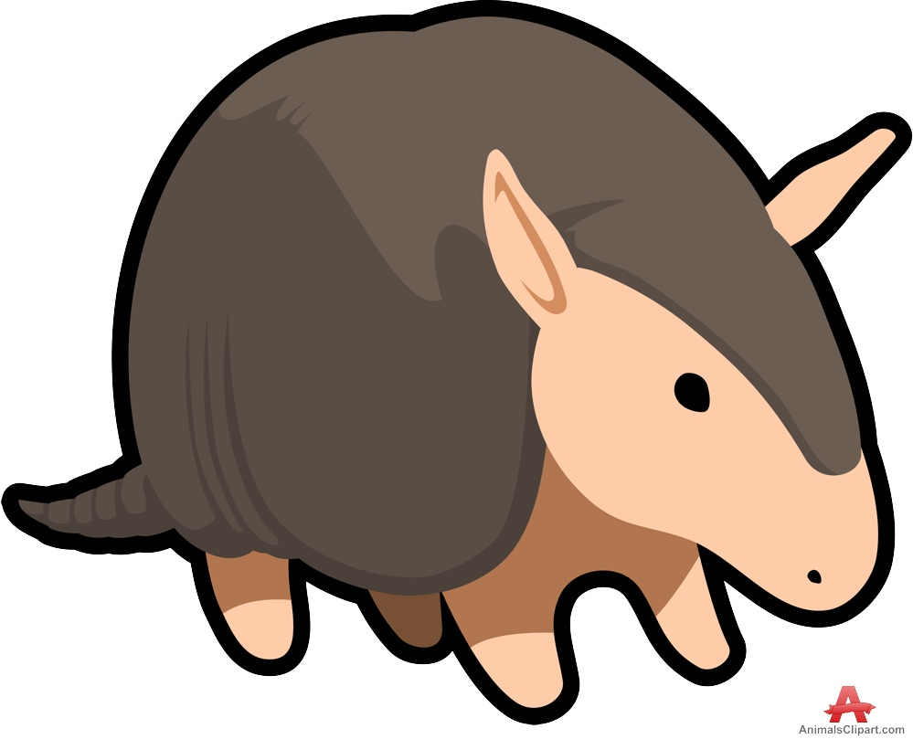 Armadillo clipart cool. Of armadillos panda free