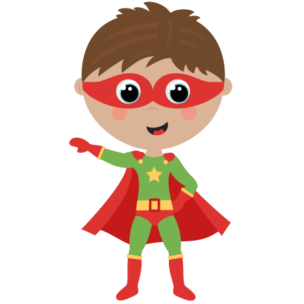 Face clipart superhero. Girl for free download