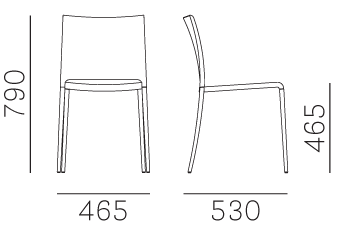 Armchair drawing black and white. Chair mya technical details