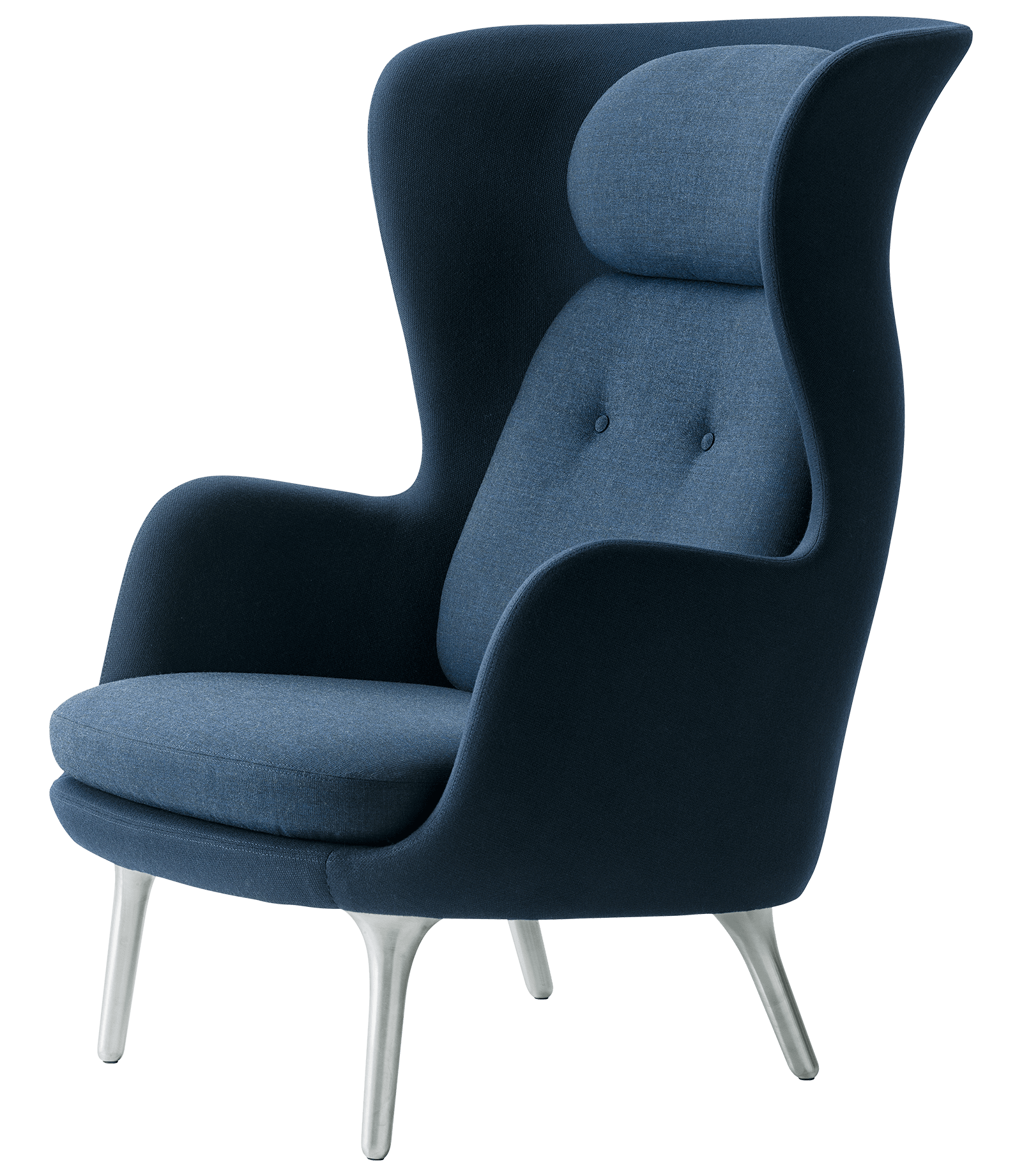 Armchair drawing lounge chair. Ro easy fabric work