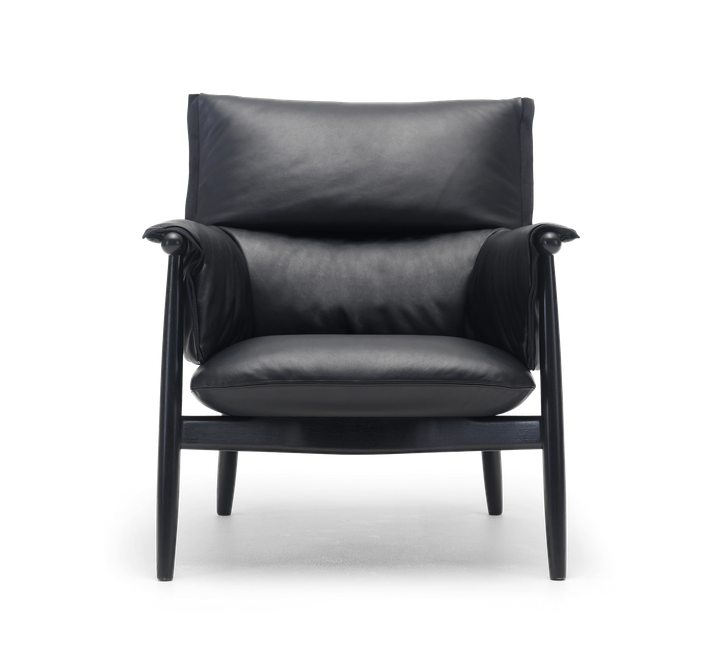 Armchair drawing lounge chair. E embrace by eoos