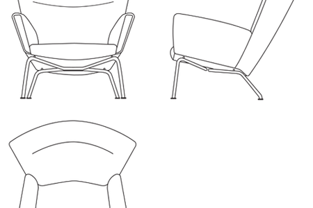 Armchair drawing top view, Picture #1304574 armchair drawing ...