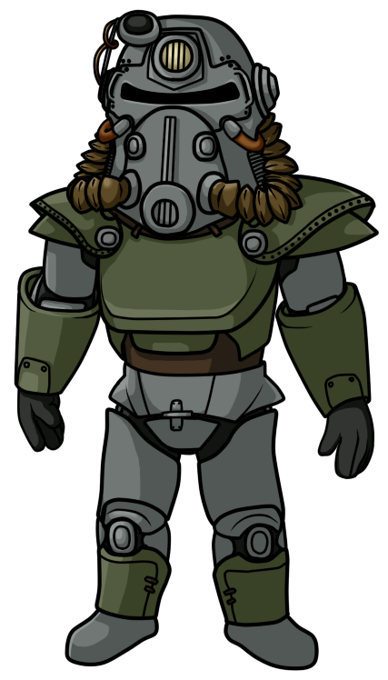 Armour drawing cartoon. Lineart n color training