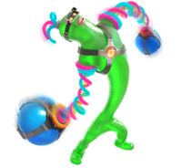 Arms helix png. Nintendo images photo