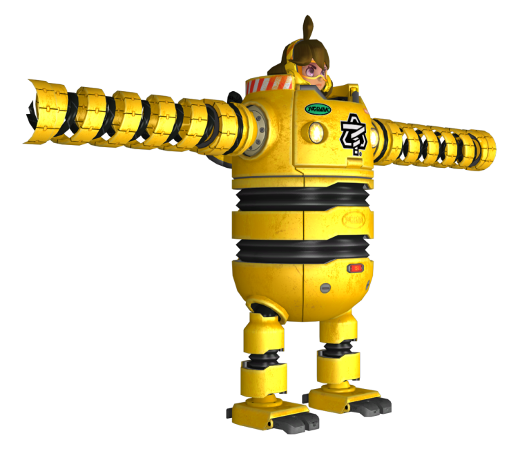 Arms nintendo png. Switch mechanica the models