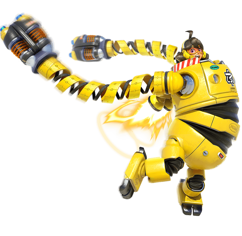 Arms nintendo switch png. Mechanica play