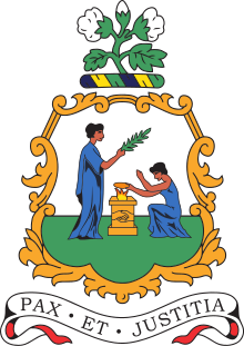 Saint Vincent and the Grenadines. Coat of arms wikipedia