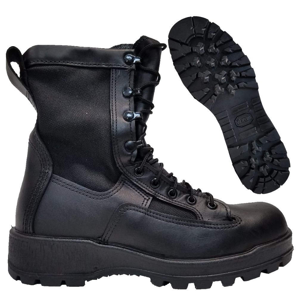 Combat boots png. Wellco us army issue