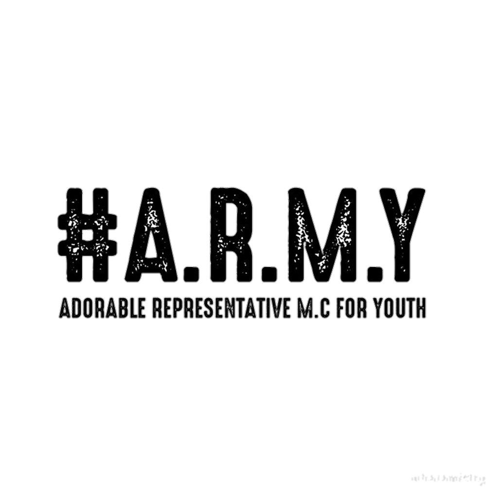 Fandom sticker by . Army bts logo png graphic black and white download
