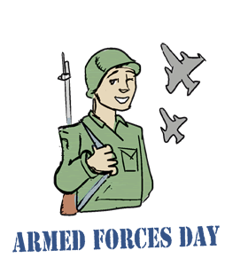 Army clipart army singapore. Armed forces day calendar