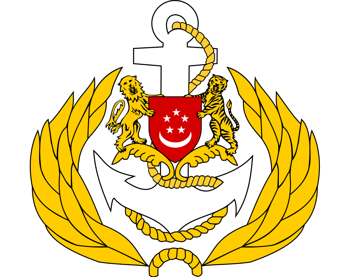 Army clipart army singapore. Republic of navy wikipedia