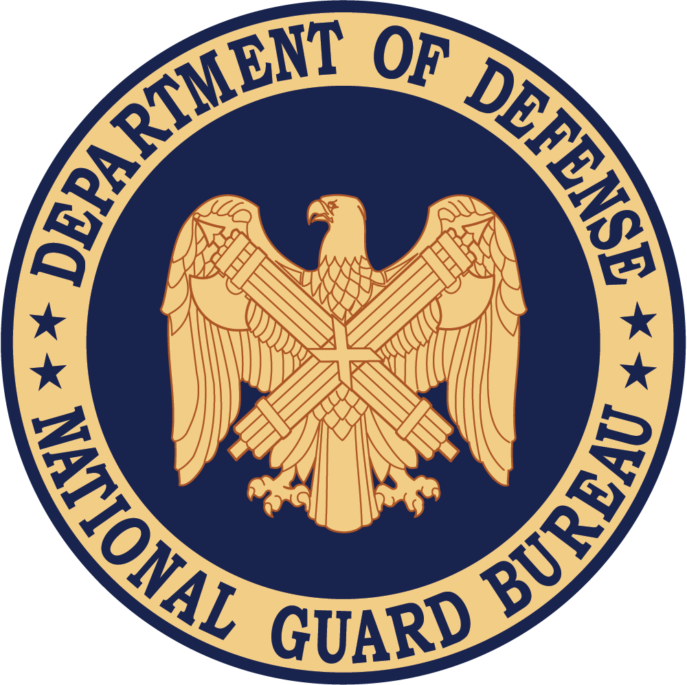 Army clipart military defense. Service seals national guard