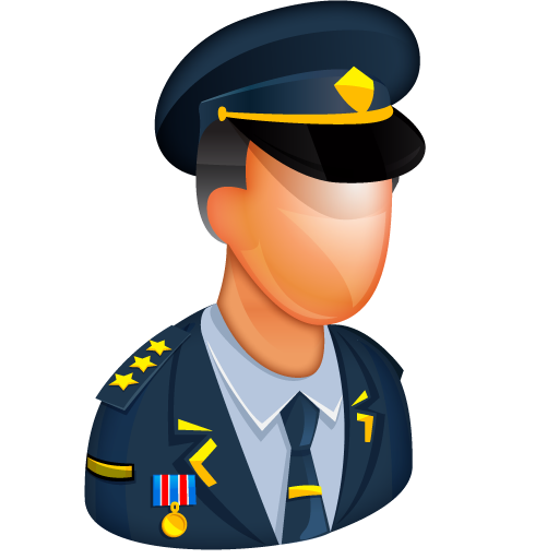 Captain clipart military captain. Army dictator eagle general