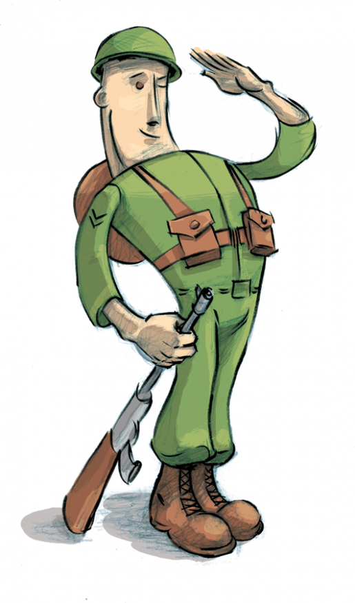 Army clipart soldier. British person cartoon cliparts