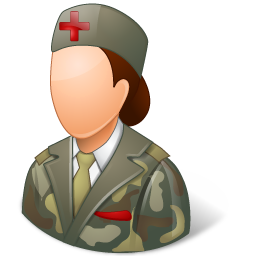 Army clipart woman soldier. Free military female cliparts