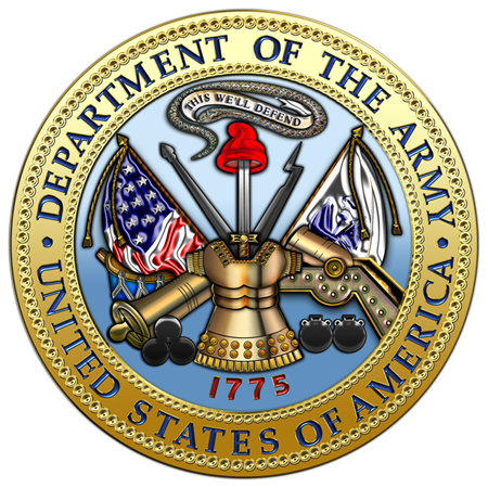 Happy birthday us in. Army crest png banner free download
