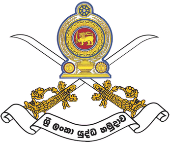 Sri lanka wikipedia . Army crest png vector library download