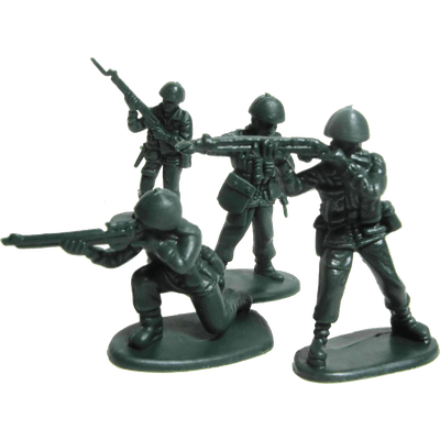 Army guy png. Toy soldiers transparent stickpng