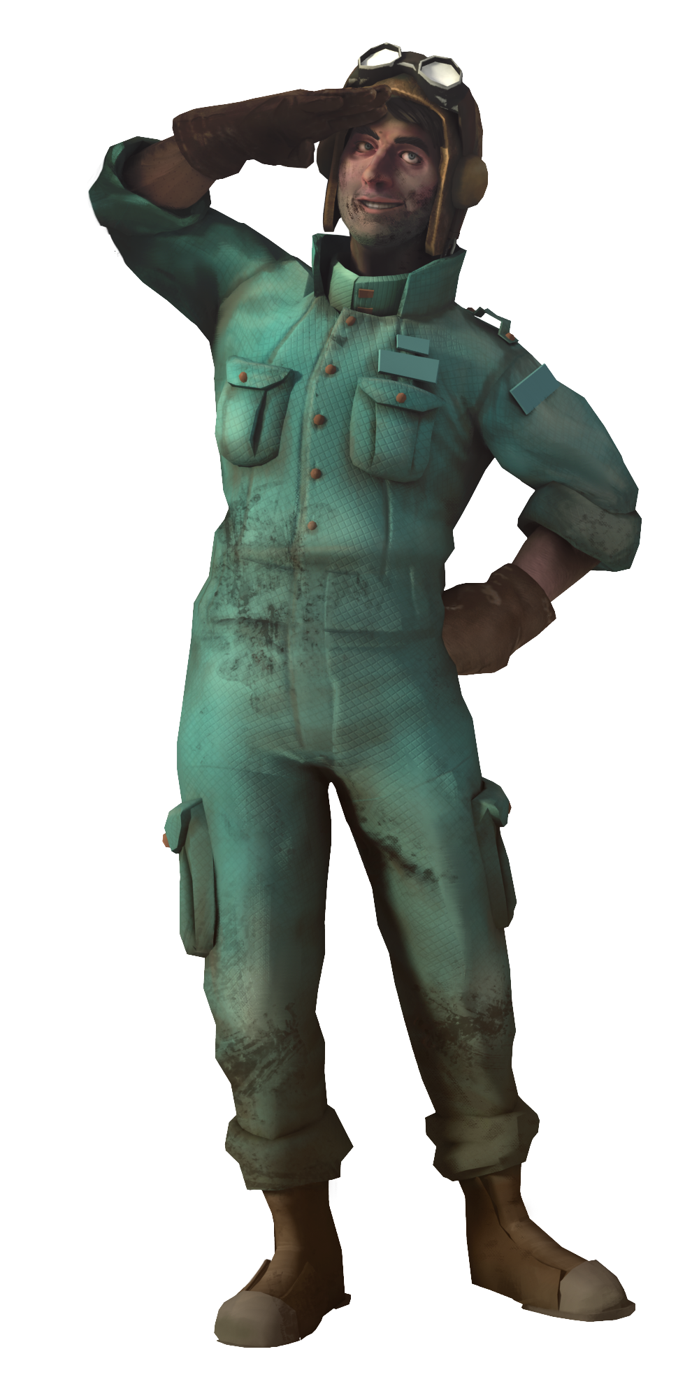 Army guy png. Image character hover junkers
