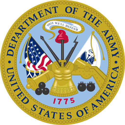 Transparent emblem army. Us logo png stickpng