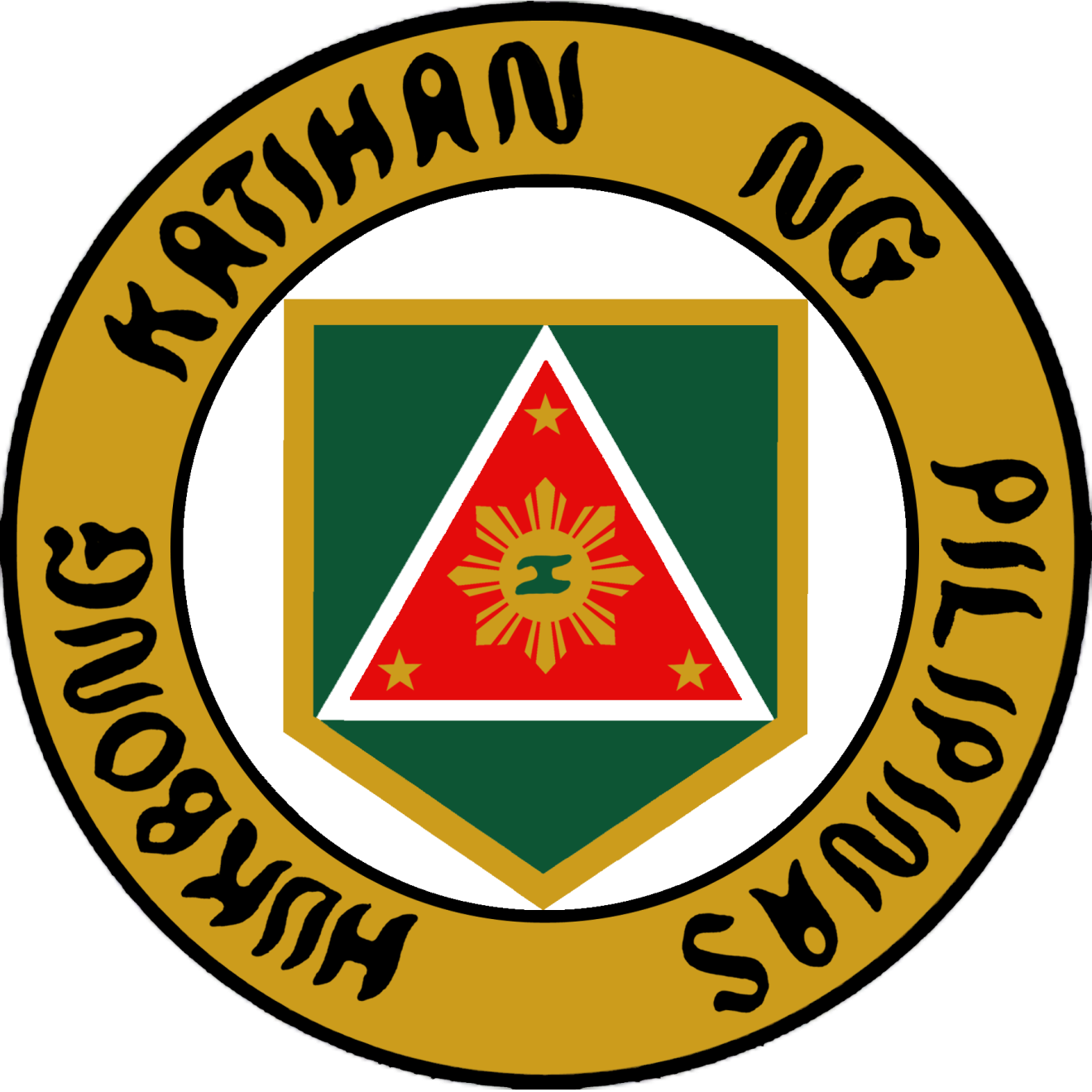 Army seal png. Philippine symbol the official