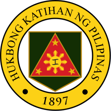 Filipino drawing bansa. Philippine army wikipedia seal