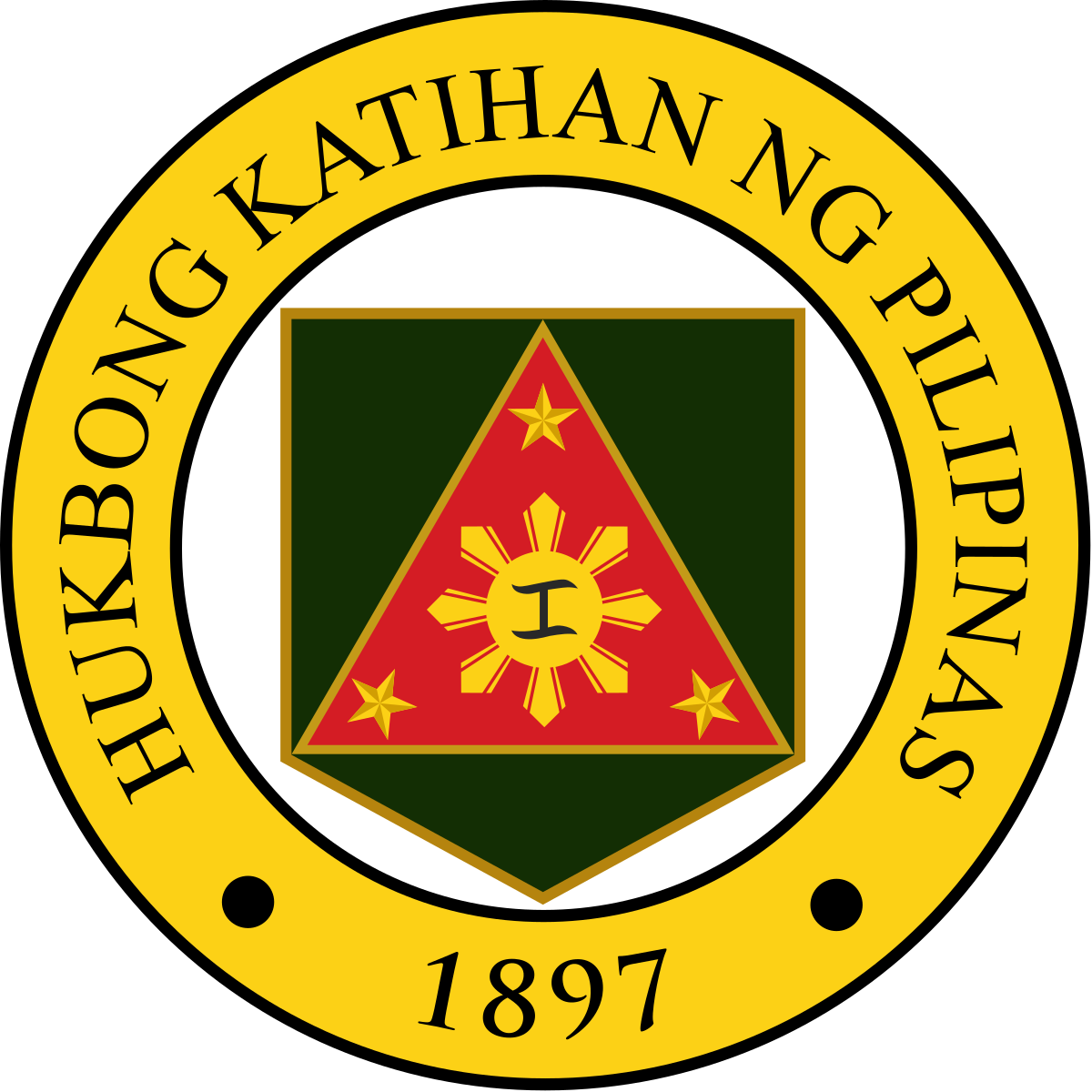 Army seal png. Philippine wikipedia