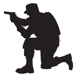 Soldiers vector special force. Military tank silhouette transparent