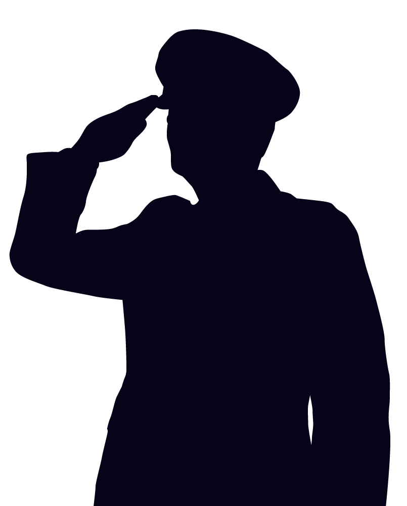 svg silhouette soldier