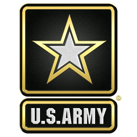 Badge transparent army. Military united states png
