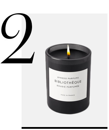 Transparent candles romantic. Top most scented the